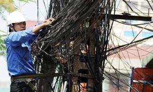 Phát triển hạ tầng số để 'cởi trói' cho cột điện
