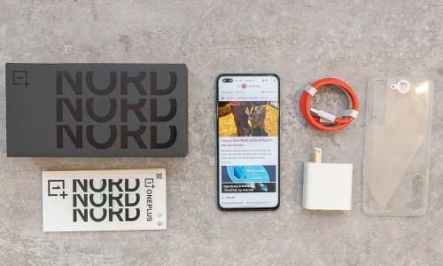 OnePlus Nord 5G - smartphone 5G rẻ nhất thị trường
