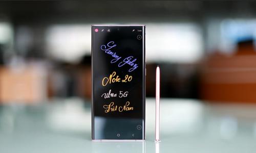 Đánh giá Galaxy Note20 Ultra 5G