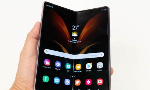 Galaxy Z Fold có giá 50 triệu đồng