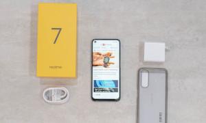 Realme 7 - smartphone camera mạnh, pin khoẻ, giá tốt