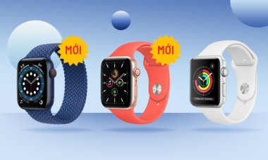 So sánh ba dòng Apple Watch
