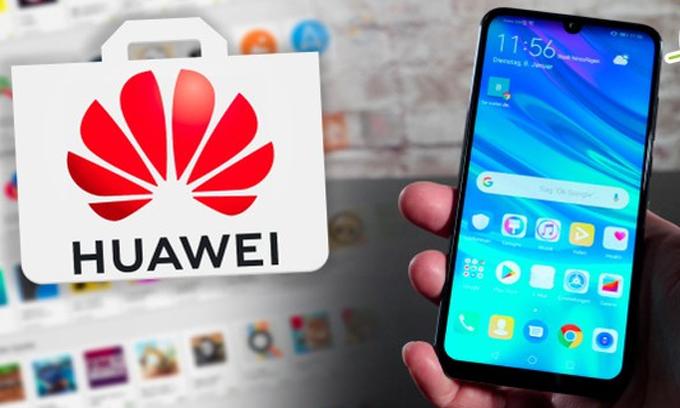 Giá điện thoại Huawei tăng vì lo ngại thiếu chip
