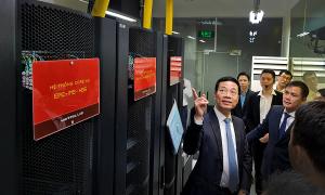 Phòng lab 8,5 tỷ đồng cho sinh viên viễn thông