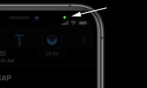 iPhone chạy iOS 14 sẽ báo hiệu khi bị nghe lén