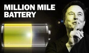 Elon Musk ra pin xe điện mới, mạnh gấp 6 lần pin cũ