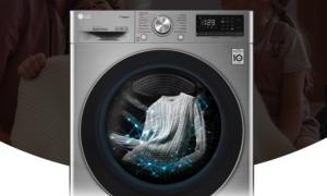 Máy giặt tích hợp AI đầu tiên tại Việt Nam