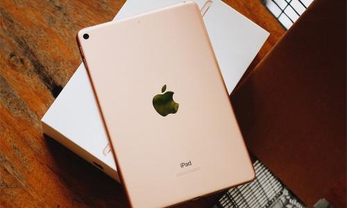 Mua iPad trả góp