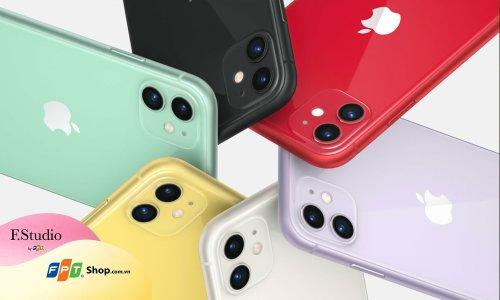 Thu iPhone 7 Plus cũ đổi mới iPhone 11