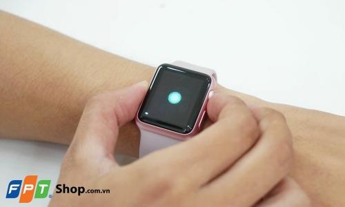 Thay pin Apple Watch hết bảo hành