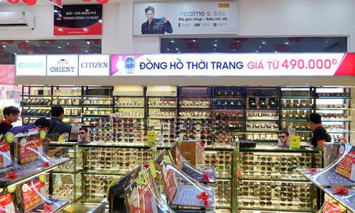 Chính sách ưu đãi cho đồng hồ tại FPT Shop