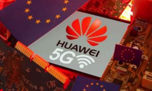 Huawei mất hợp đồng 5G tại Bỉ