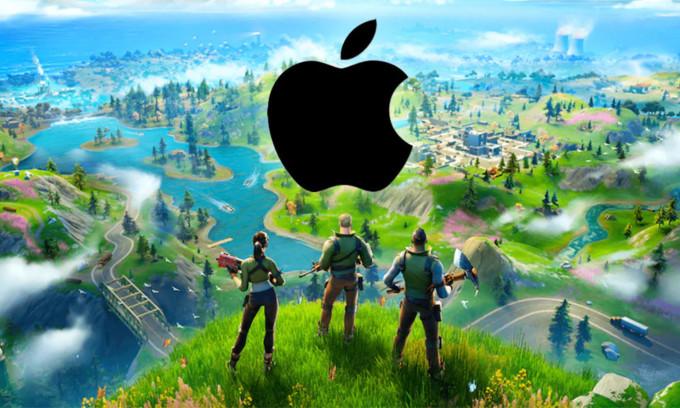 Apple thắng thế trong vụ kiện với hãng game Epic