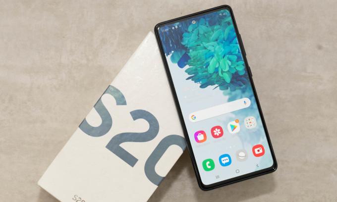 Galaxy S20 FE - smartphone cấu hình mạnh giá tốt
