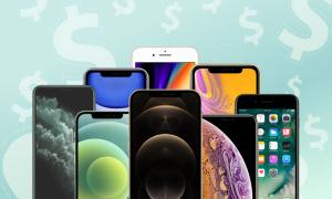 So giá các mẫu iPhone chính hãng tại Việt Nam
