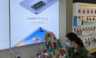 Huawei đang đẩy mạnh hoạt động 5G tại Đông Nam Á