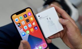 Sạc Apple 20W tăng giá vì khan hàng