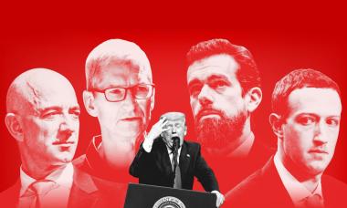 Trump bị 'trục xuất' trên các mạng xã hội thế nào