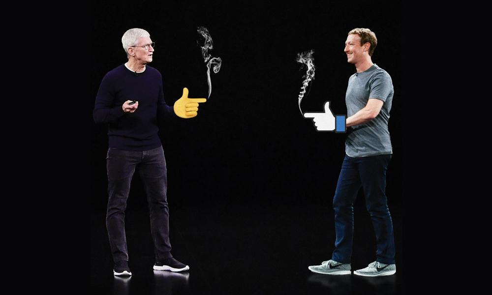 Mark Zuckerberg muốn 'trừng phạt' Apple