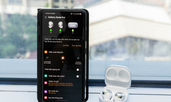 Galaxy Buds Pro – Tai nghe True Wireless thông minh
