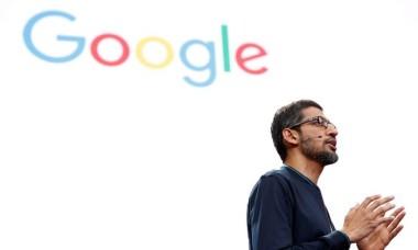 Lương CEO Google cao gấp 1.000 lần nhân viên