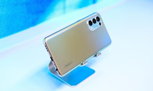 Oppo ra mắt Reno5 5G tại Việt Nam