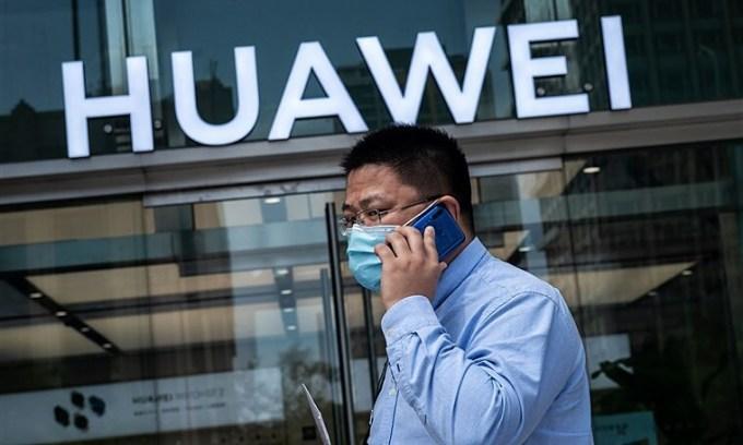 Người Trung Quốc không vui với Huawei
