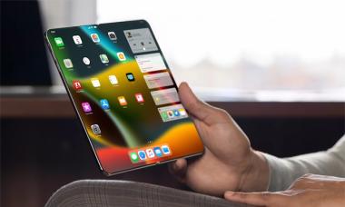 iPhone Fold sẽ có màn hình 7,5 inch