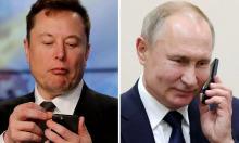 Elon Musk đã 'quên' lời hẹn với Putin trên Clubhouse