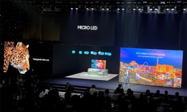 TV Micro LED giá 3 tỷ đồng của Samsung