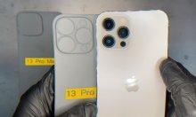 iPhone 13 Pro Max có cụm camera lớn