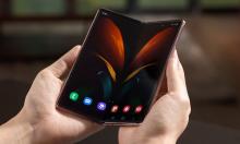 Galaxy Fold chiếm 87% thị phần smartphone gập