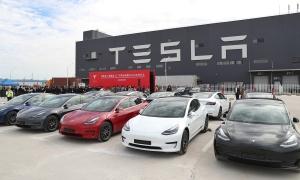 Tesla trước làn sóng ôtô điện Trung Quốc