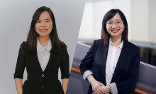 Hai bóng hồng trong bình chọn Lãnh đạo công nghệ trẻ