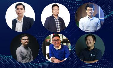 6 lãnh đạo trẻ trong lĩnh vực chuyển đổi số