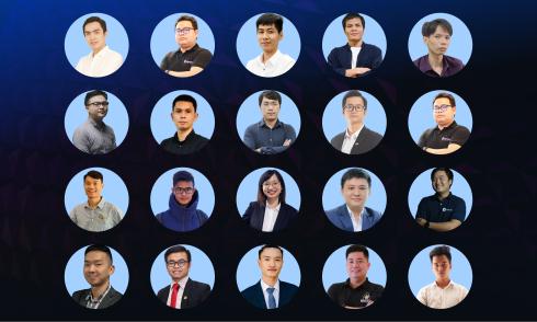 Bắt đầu vòng bình chọn 20 Lãnh đạo công nghệ trẻ