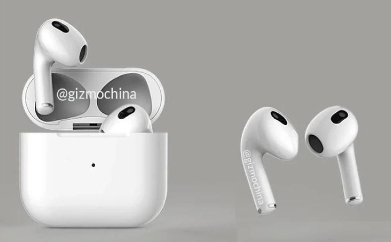 Apple sẽ ra AirPods 3 vào 18/5