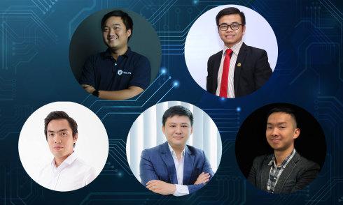 5 lãnh đạo công nghệ trẻ nhận nhiều bình chọn nhất tuần