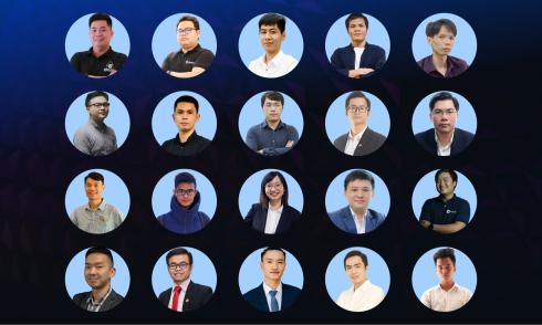 20 lãnh đạo công nghệ trẻ tham gia phỏng vấn online