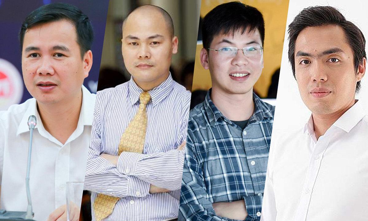 Lãnh đạo công nghệ bàn về AI, Blockchain trong cuộc chiến Covid-19 - VnExpress