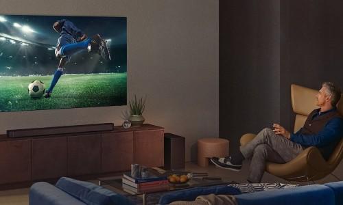 Tính năng giúp TV Neo QLED được ưa chuộng mùa Euro