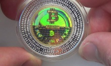 Bitcoin vật lý - đồng xu giá trị nhất thế giới