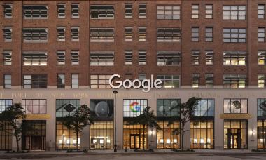Bên trong cửa hàng đầu tiên của Google