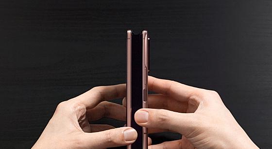 Galaxy Z Fold 2 tạo phá cách trong phân khúc smartphone cao cấp