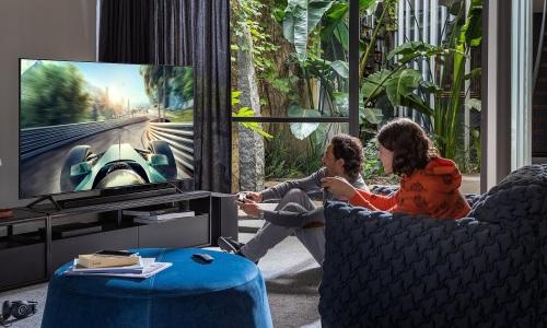 Samsung nâng cấp TV nhắm đến game thủ