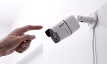Camera AI lưu trữ 'đám mây', phân biệt chuyển động người