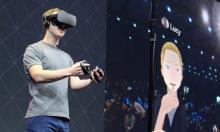 Mark Zuckerberg muốn biến Facebook thành 'công ty vũ trụ ảo'