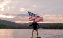 Giới siêu giàu công nghệ mê lướt ván hydrofoil