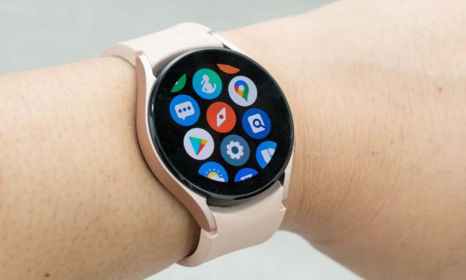 Đánh giá Samsung Galaxy Watch4
