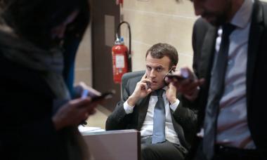 Smartphone của 5 bộ trưởng Pháp bị cài phần mềm gián điệp